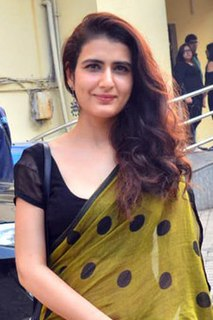 Fatima Sana Shaikh Indian film and television actress