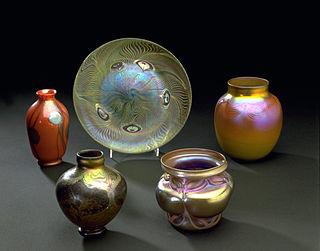 Favrile glass
