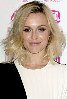 Fearne Cotton English television and radio presenter