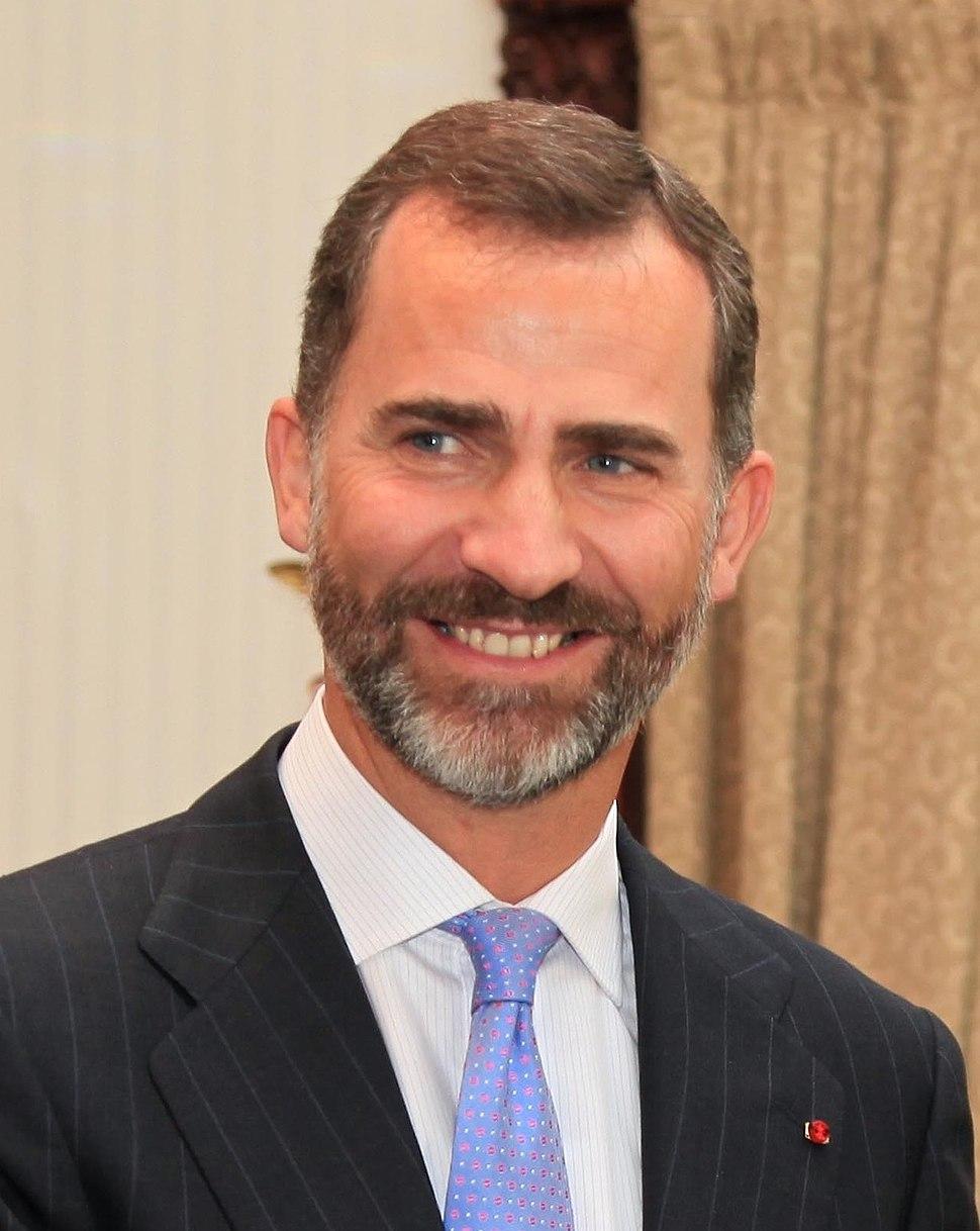 Felipe de Borbón en Ecuador