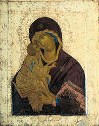 Theophanes the Greek: Our Lady of the Don