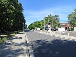 Ferdinand-Wilhelm-Fricke-Weg in Hannover