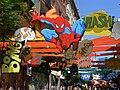 Festes majors de Gràcia 2010 - carrer Bruniquer.jpg