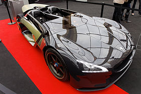 Amazing Peugeot EX1