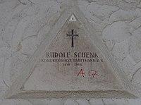 Feuerhalle Simmering - Arkadenhof (Abteilung ALI) - Rudolf Schenk 02.jpg