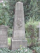 Tomba di Johann G. Fichte al Dorotheenstädtischer Friedhof