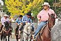 Fiestas Patrias Parade, South Park, Seattle, 2015 - 270 - the horses (21408521659).jpg