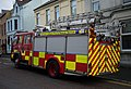 Fire appliance, Bangor - geograph.org.uk - 1558666.jpg