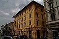 Firenze - Florence - Via Guglielmo Marconi - View NW - Art Nouveau.jpg