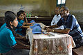 First Aid and Emergency Management Session - Summer Camp - Nisana Foundation - Sibpur BE College Model High School - Howrah 2013-06-08 9298.JPG