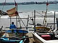 Fishing Boat Array - Fort District - Galle - Sri Lanka - 01 (14047373885).jpg