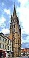 Flèche de l'église du Sacré Coeur.jpg