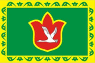Bardymsky District - Image: Flag of Bardymsky rayon (Perm krai)