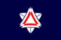 Flag of Fujikawa Shizuoka.png