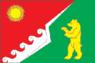 Flag of Kodinsk (Krasnoyarsk krai).png