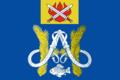 Flag of Novoaksayskoe (Volgograd oblast).png