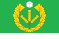 Flag of Novozhilkinskoe (Irkutsk oblast).png