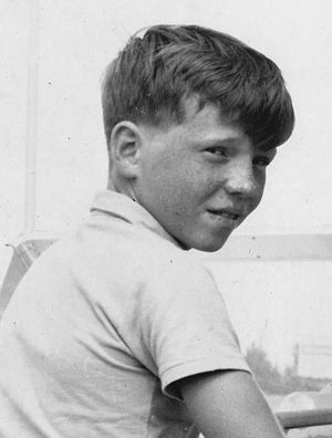 Tommy Norden - Tommy Norden, circa 1965.