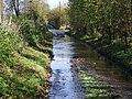 Flooded lane, Seend Cleeve - geograph.org.uk - 1577818.jpg