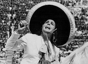 Flor Silvestre filmography - Flor Silvestre in 1974