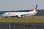 FlyEgypt, SU-TMH, Boeing 737-8GJ (22815378005).jpg