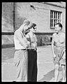 Fo30141711140094 Norske legion fot. på Bjølsen skole juli 1941 (NTBs krigsarkiv, Riksarkivet).jpg