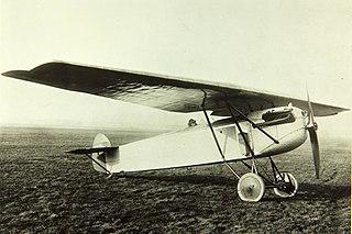 Fokker D.X fighter