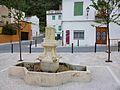 Font de la plaça del Trinquet de Xàtiva.JPG