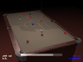 FooBillard 3.0a on Linux sshot20040807.png