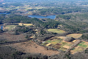 The Food Project - The Food Project's main farm in Lincoln, Massachusetts