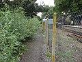 Footpath alongside Sudbury Station - geograph.org.uk - 997693.jpg
