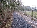 Footpath between the Downs Link path and Pinkhurst Lane - geograph.org.uk - 1710665.jpg