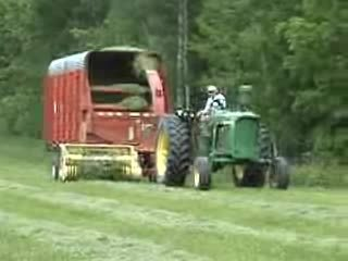 Forage harvester - Wikipedia