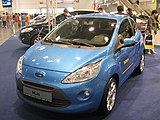 Ford Ka II front - PSM 2009.jpg