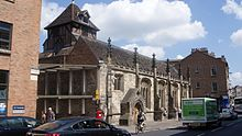 Former Church of St John, Micklegate, York (15th July 2013).JPG