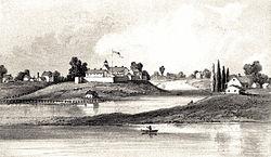 Fort Dearborn 1831 Kinzie.jpg