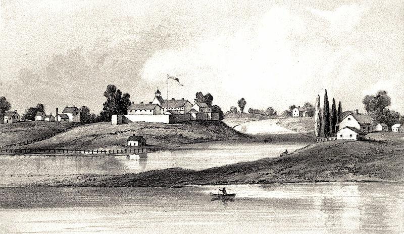 File:Fort Dearborn 1831 Kinzie.jpg