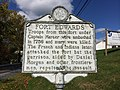 Fort Edwards Historical Marker Capon Bridge WV 2014 10 05 02.JPG