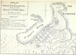 Fort Frederick (Saint John, New Brunswick) - Fort Frederick, St. John, New Brunswick