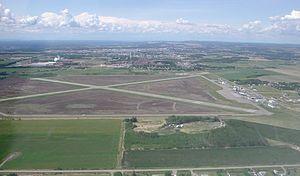 Fort St. John Airport - Fort St. John Airport, BC