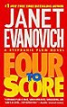 Four To Score by Janet Evanovich, cover.jpg
