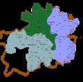 Four Tusi of Guizhou in Yuan Dynasty.png