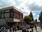 Fourth of July Parade in Downtown Hillsboro
