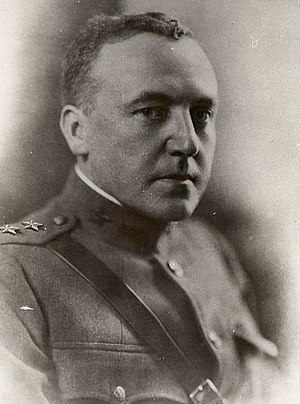 Fox Conner - Major General Fox Conner