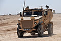 Foxhound Vehicle in Afghanistan MOD 45155513.jpg