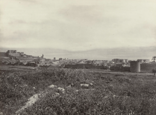 Tiberias and the Sea of Galilee
