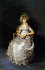 Francisco de Goya y Lucientes - The Countess of Chinchón - WGA10042.jpg