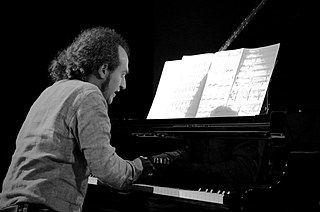 Italian pianist and composer