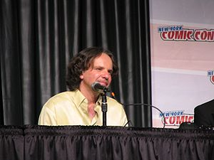 Mythology of The X-Files - Spotnitz at the April 2008 New York Comic Con