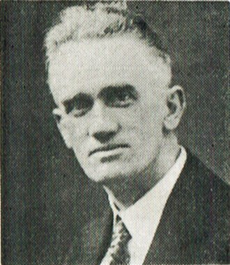 Francis Cahill - Image: Frank Cahill